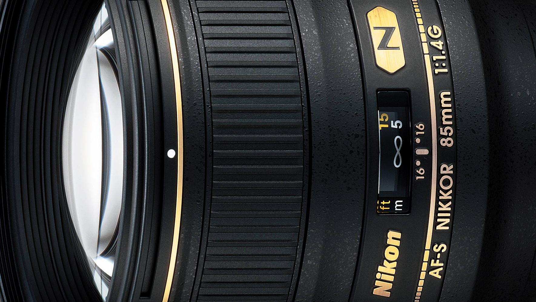 Nikon 85mm f/1,4 G