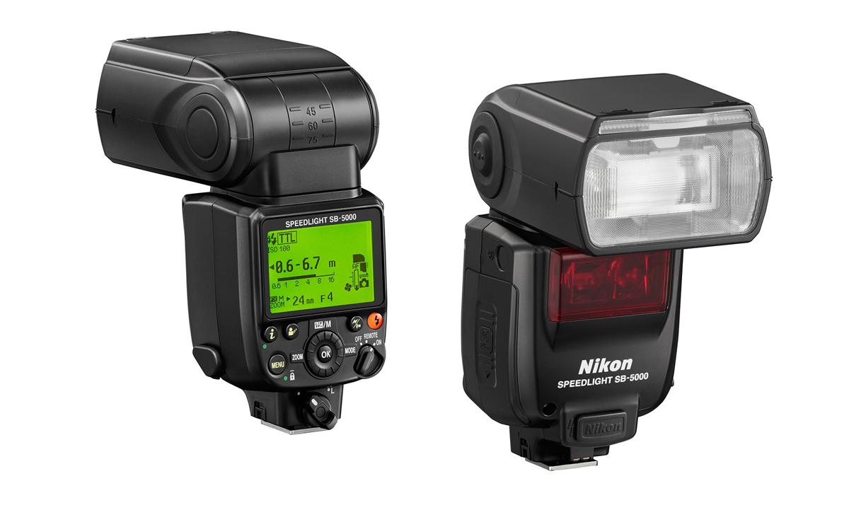 Nikon predstavuje rádiovo ovládaný blesk SB-5000
