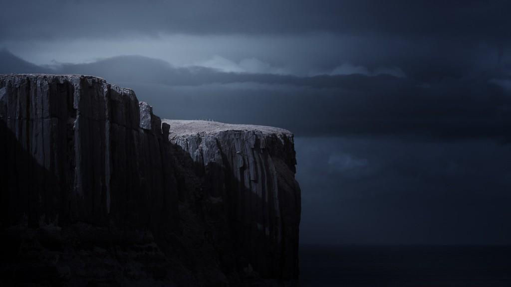 Inšpiratívne infračervené fotografie hôr