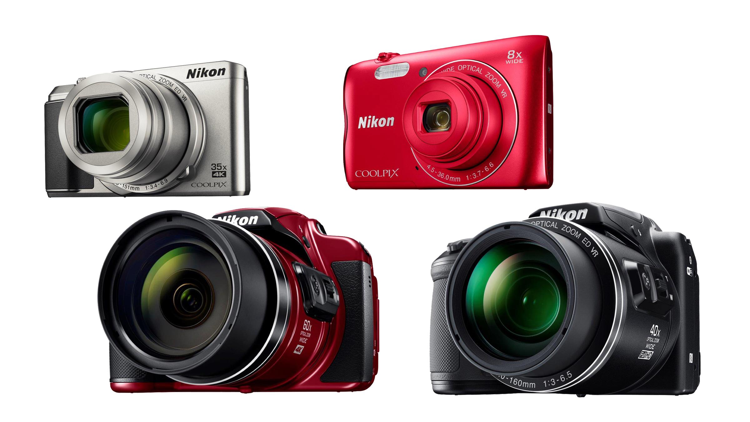 Predstavujeme najnovšie fotoaparáty COOLPIX s  aplikáciou SnapBridge na synchronizáciu a zdieľanie