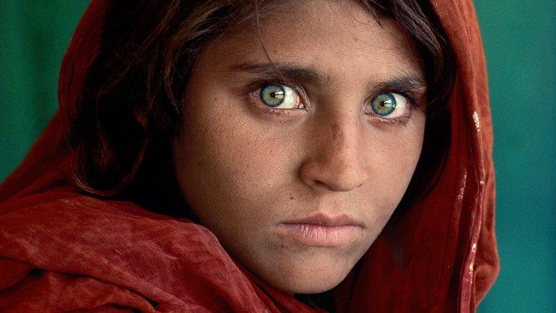 Afgánske dievča – nedopovedaný príbeh fotografie