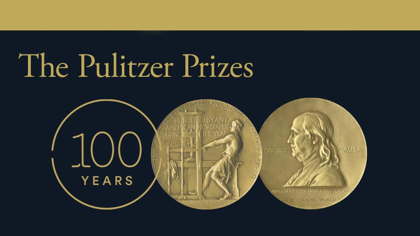 Pulitzerove novinárske ceny udelené po stý krát!