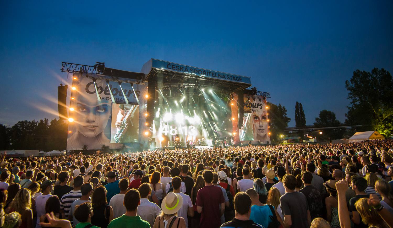 Staňte sa VIP fotografom (-kou) Colours of Ostrava