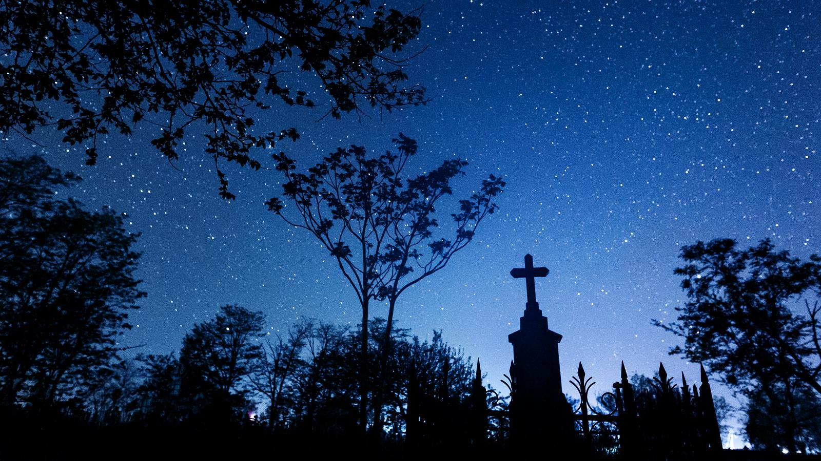 Moja prvá nočná fotografia oblohy