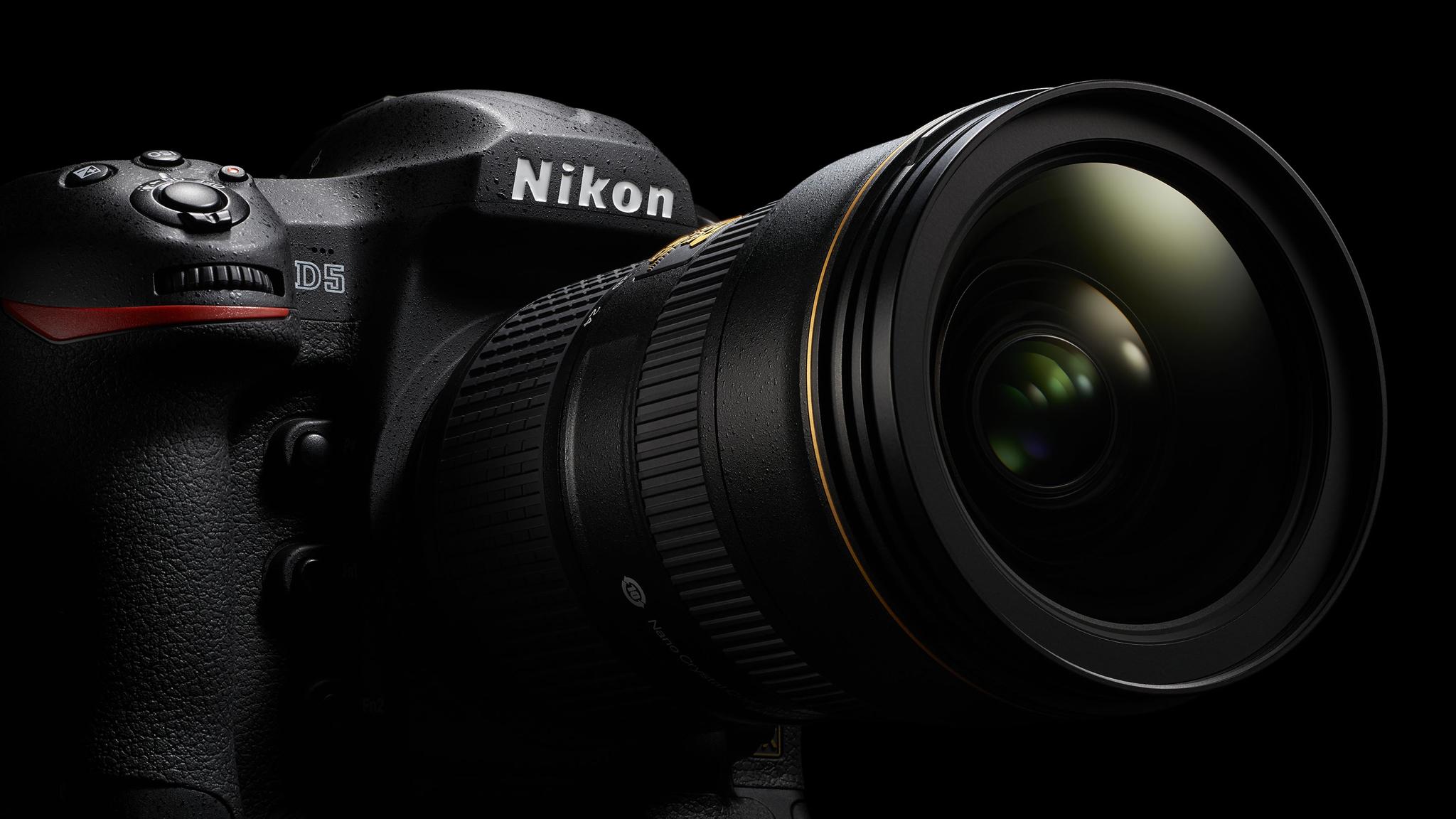 Nová aktualizácia firmwaru zvyšujúceho výkonnosť fotoaparátu Nikon D5