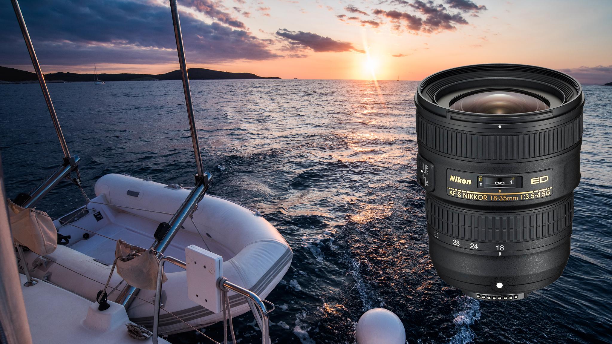 Objektív, ktorý nezaťaží brašnu ani peňaženku. Nikkor AF-S 18-35mm f/3,5-4,5 G ED