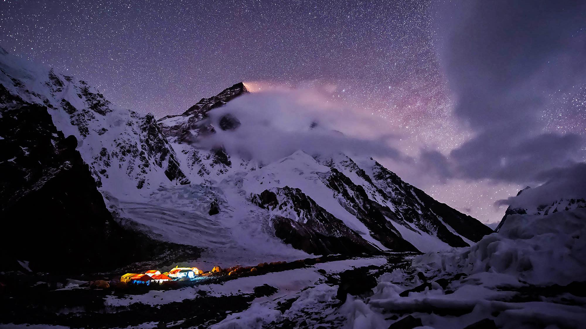 K2 už druhý rok nedobytná