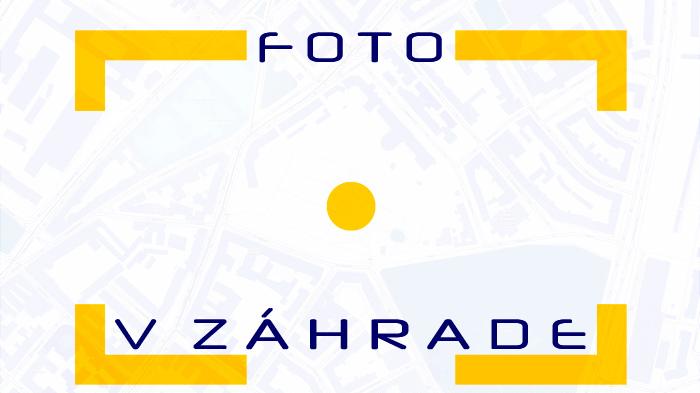 FOTO v ZÁHRADE 2016