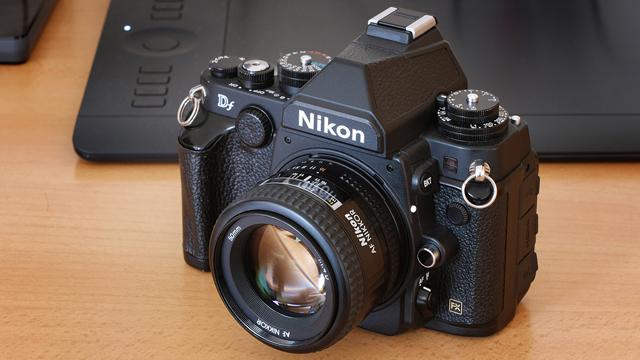 Päťdesiatka s charakterom. Nikkor AF 50mm f/1,4 D