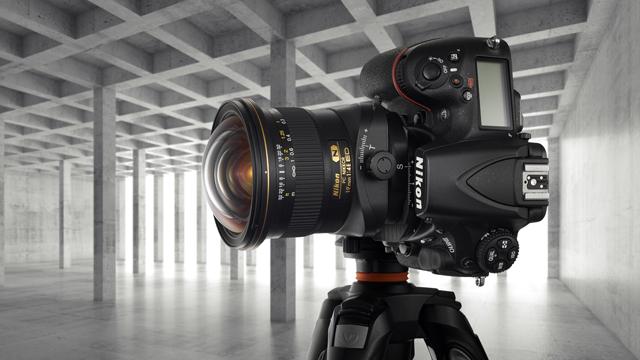 Sen fotografov architektúry, PC NIKKOR 19 mm f/4E ED