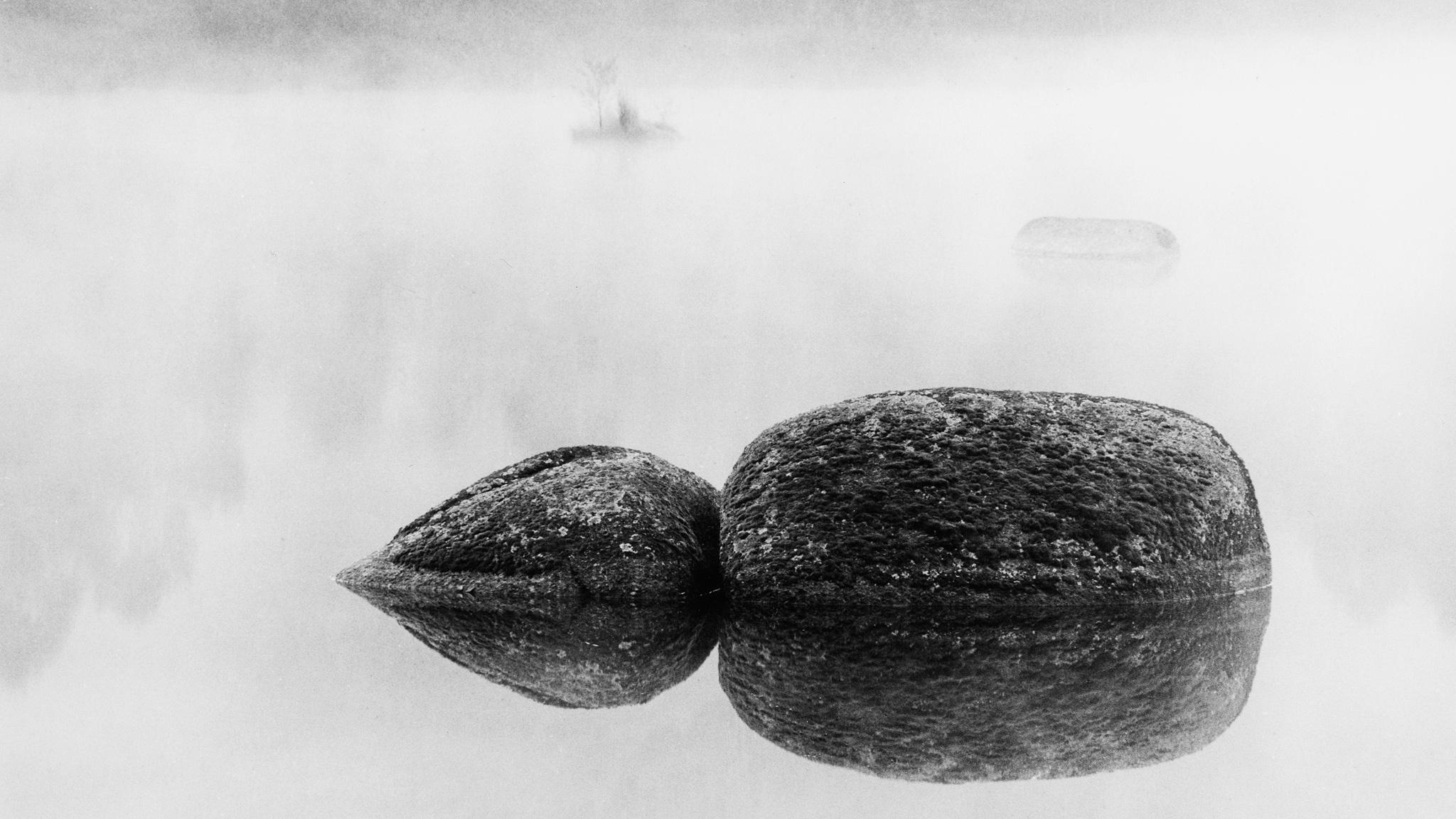 Tiché krajiny. Výstava fotografií Jiřího Bartoše