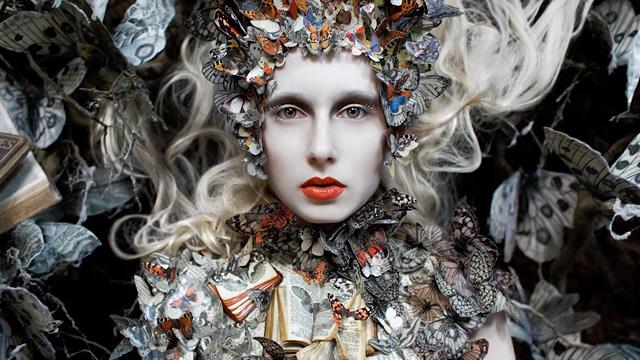 Fotografovanie z ríše zázrakov… Kirsty Mitchell a jej Wonderland