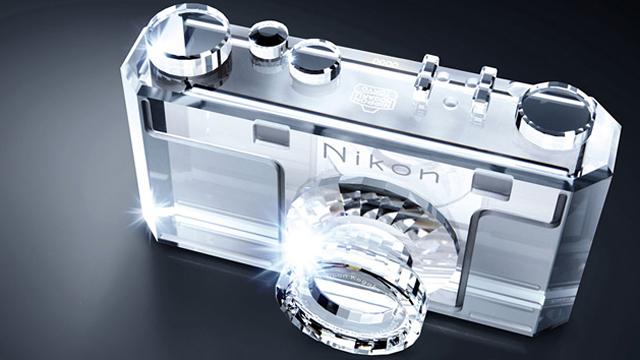 Poznáme podobu kryštálovej reprodukcie Nikon Model I pri príležitosti 100.  výročia