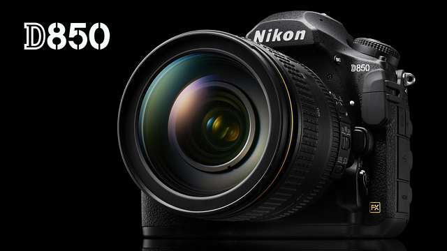 Som Nikon D850!