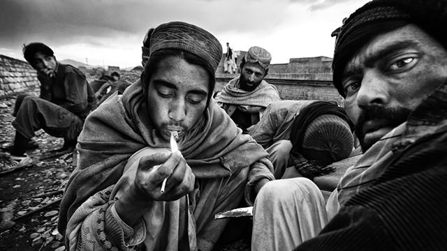 Čiernobiely život Alžběty Jungrovej v Nikon Photo Gallery