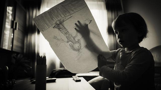Septembrové kolo na tému deti v znamení čiernobielej
