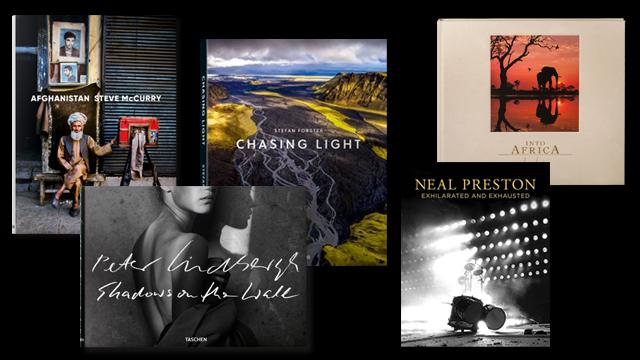 Päť aktuálnych knižných inšpirácií Nikon fotografov