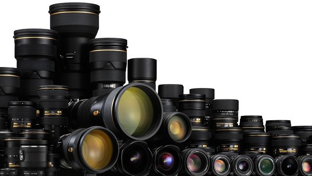 Čo svedčí fotoaparátu I – objektív