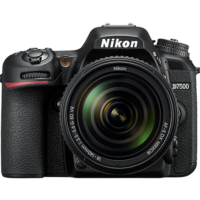 Nikon, fotoaparát, Nikon D7500, digitálna zrkadlovka, APSC