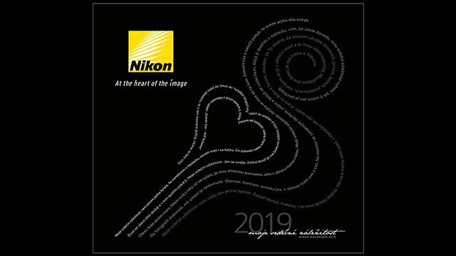 Vaša príležitosť pomôcť a zároveň získať ocenenú fotografiu a k nej limitovaný Nikon kalendár 2019