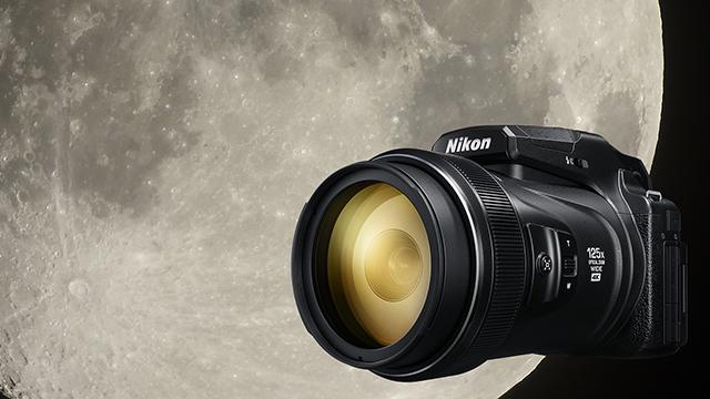 Nikon COOLPIX P1000 MEGAZOOM dosiahol 3000mm a 125-násobné priblíženie