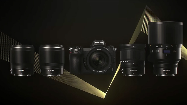 Tri nové objektívy radu S pre mirrorless fotoaparáty Nikon Z a vývoj 58 mm f/0,95 S Noct
