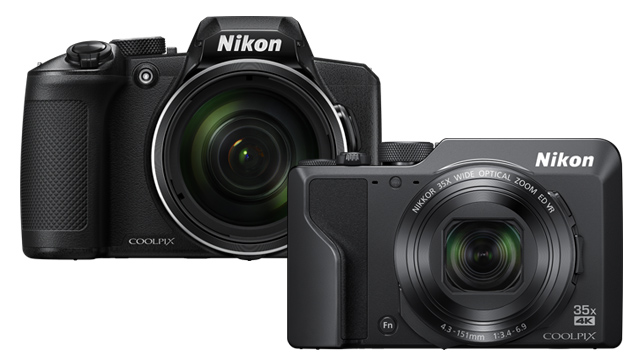 Nové superzoomy Nikon Coolpix stále pripojené a s podporou RAW