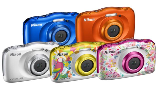 Vodotesný a pripravený na zábavu: zoznámte sa s novým fotoaparátom Coolpix W150