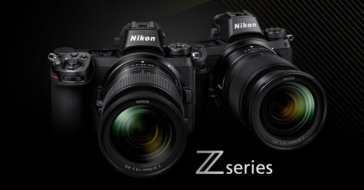Nikon Z 6 a Z 7 sa stávajú profesionálnymi prístrojmi na snímanie videa