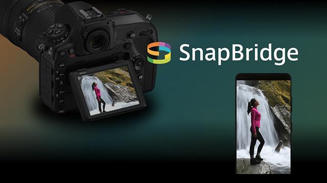 Prenos RAW formátu do smart zariadení cez WiFi? Aktualizácia SnapBridge.