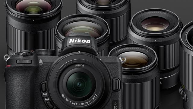 Dlho očakávaný mirrorless Nikon Z 50 je tu aj s dvoma kompaktnými objektívmi v rozsahu 16-250 mm